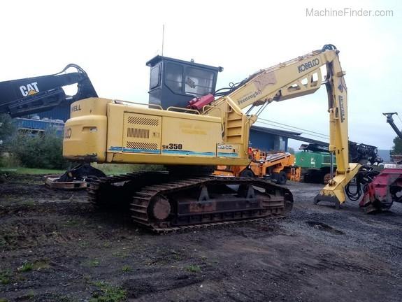 2010 Kobelco SK350
