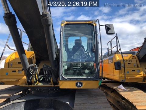 2017 John Deere 350GLC