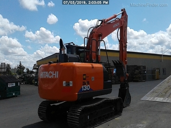 2018 Hitachi ZX1306