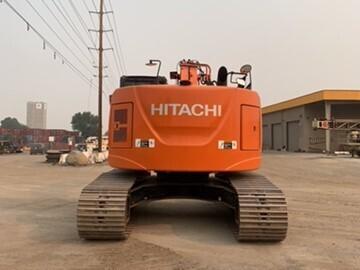 2015 Hitachi ZX245
