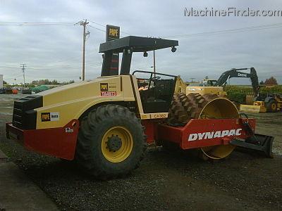 2007 Dynapac 362PD