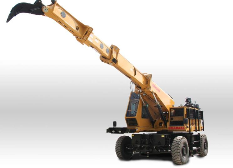 Gradall XL 5320 V