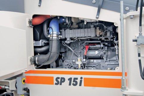 Wirtgen SP15i
