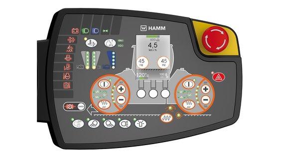 Hamm HD+ 110i VT
