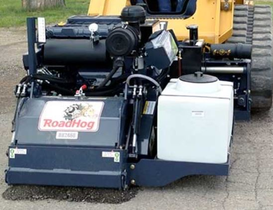 Paving Equipment Image
