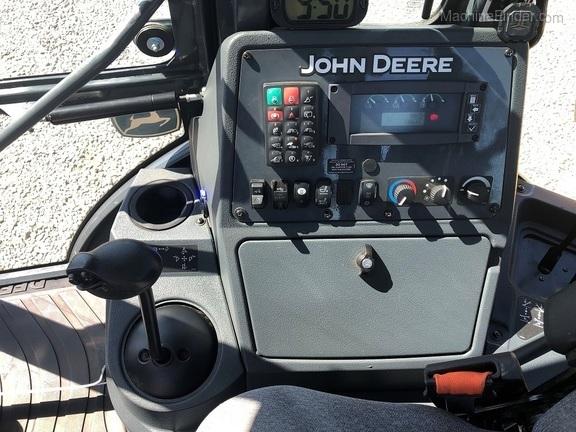 2016 John Deere 310SLH