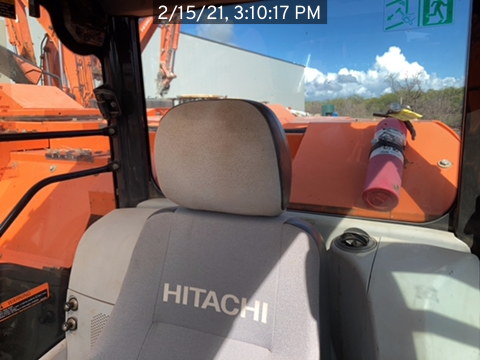 2017 Hitachi ZX2456