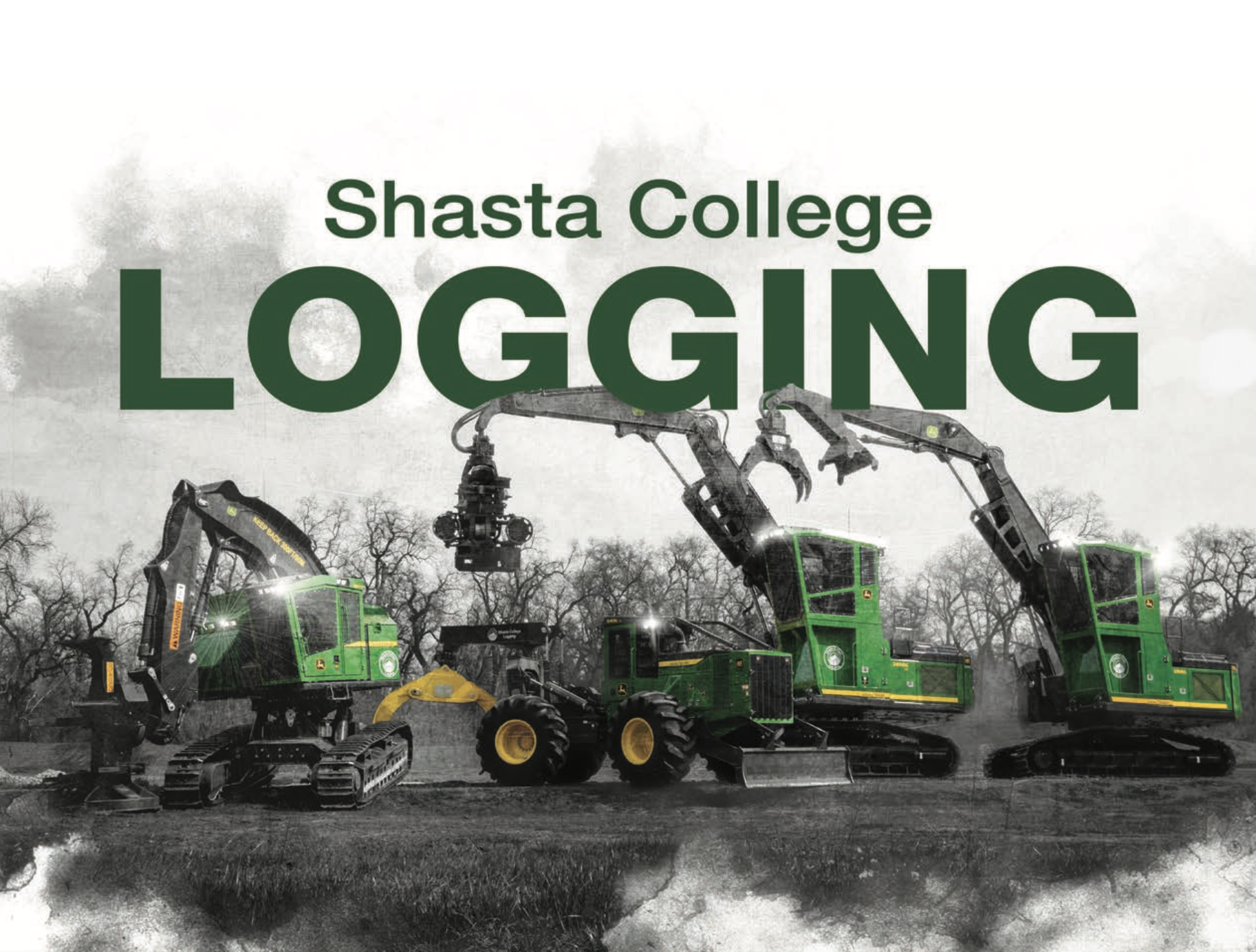 Shasta College Logging Program