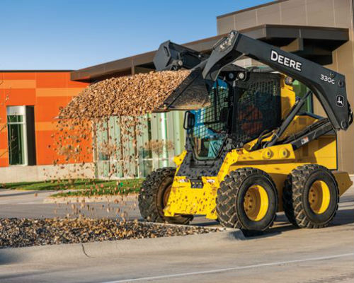 Skid Steers Equipment Image
