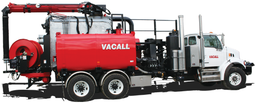 Vacall AllJetVac R Series