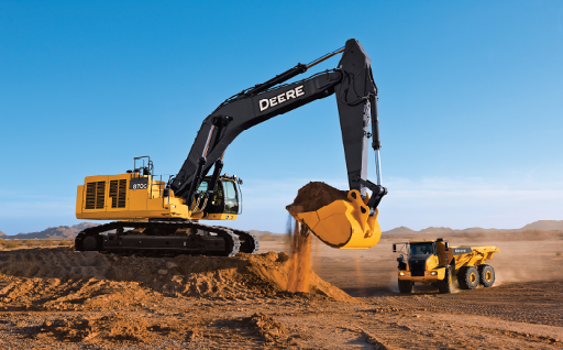 John Deere Large Excavators