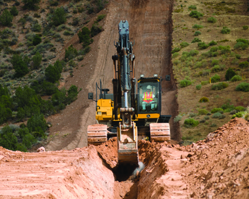 Large Excavators Equipment Image