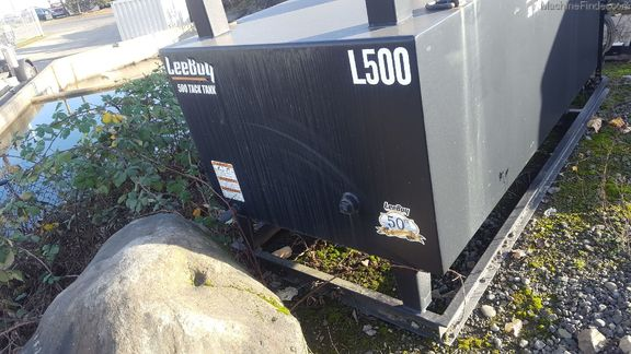 2014 Leeboy L500S