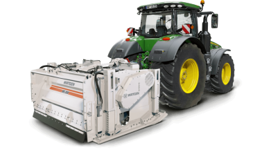 Recyclers and Soil Stabilizers Equipment Image