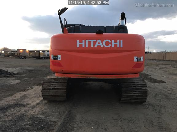 2017 Hitachi ZX2506