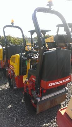 2013 Dynapac CC900