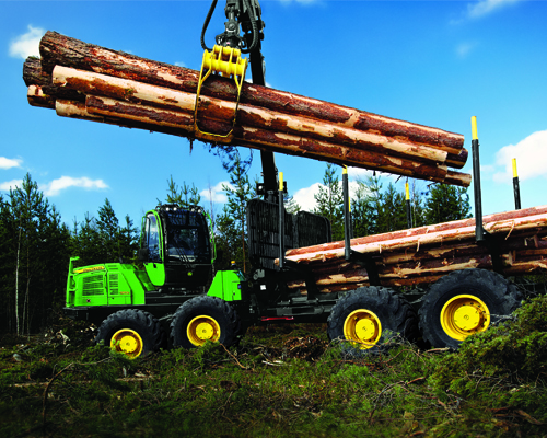 Forestry & Logging Equipment for Sale | John Deere | Papé Machinery