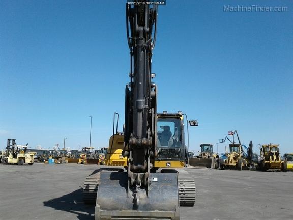 2012 John Deere 210GLC