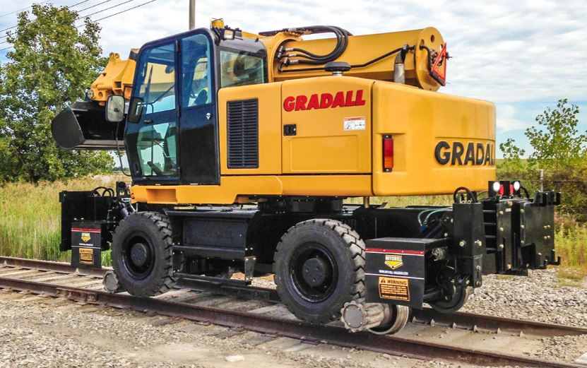 Gradall Highway Speed - XL 3100 V