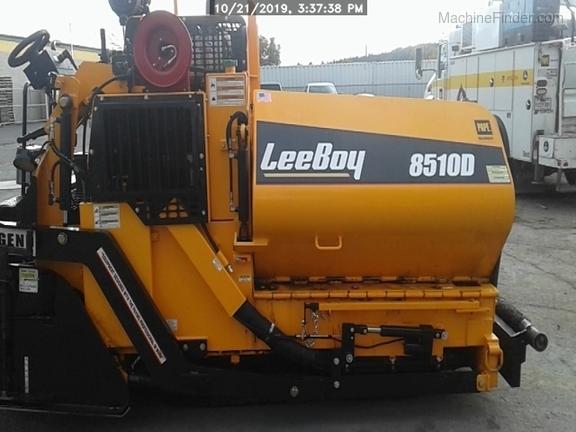 2016 Leeboy 8510D