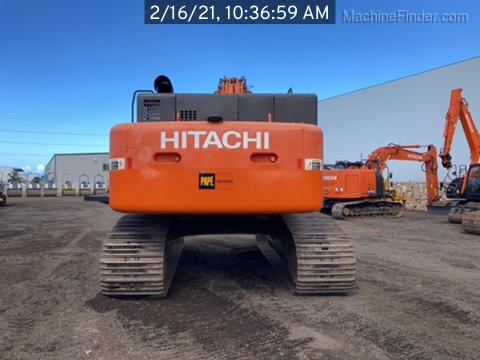 2015 Hitachi ZX4705