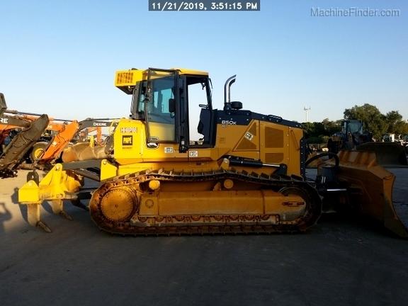 2018 John Deere 850KWL