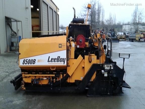 2011 Leeboy 8500