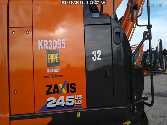 2018 Hitachi ZX2456