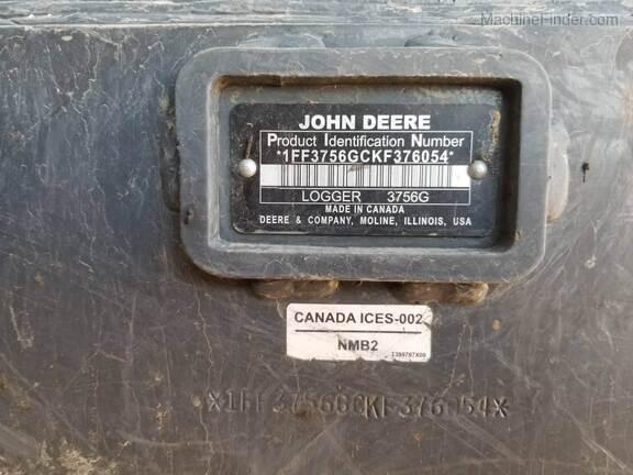 2018 John Deere 3756G