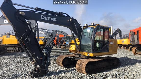 2015 John Deere 130G