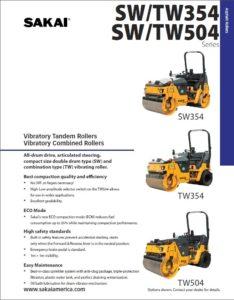 Sakai SW354