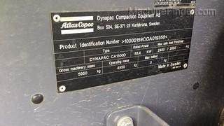 2017 Dynapac CA1300