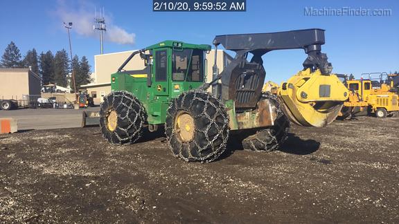 2017 John Deere 848L
