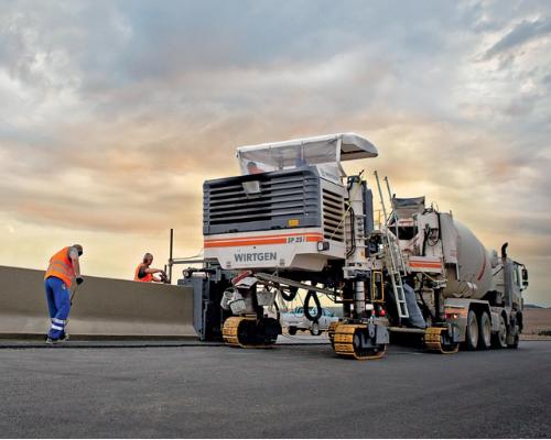 Concrete Paving Equipment Equipment Image
