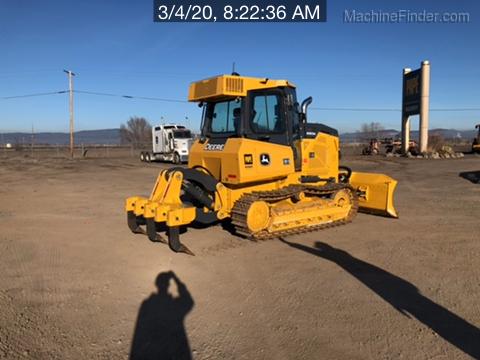 2019 John Deere 450KLT