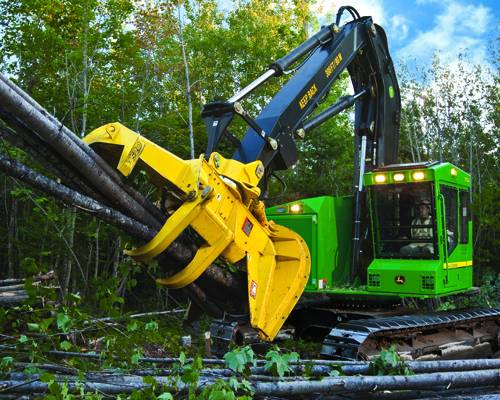 Forestry & Logging Equipment for Sale | John Deere | Papé