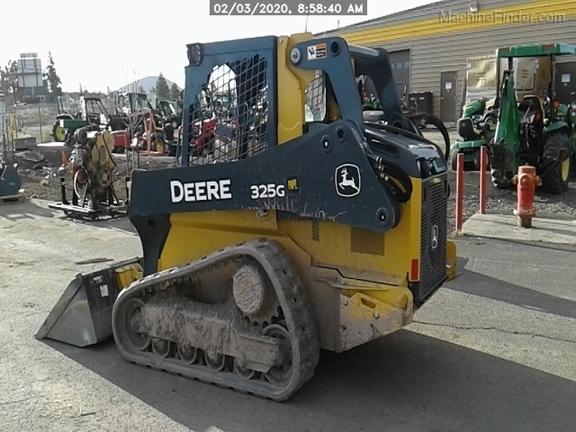 2018 John Deere 324G
