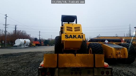 2018 Sakai SV414D