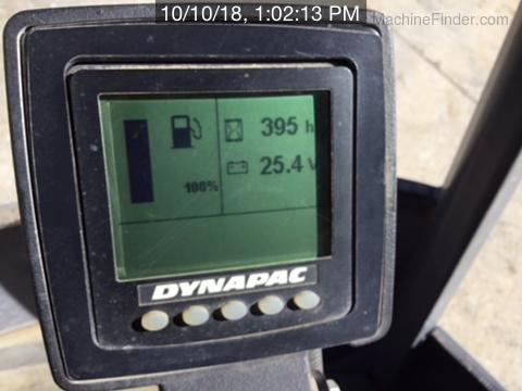 2015 Dynapac CA1500