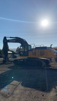 2018 John Deere 350GLC