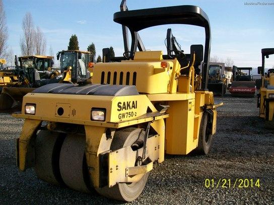 2009 Sakai GW750