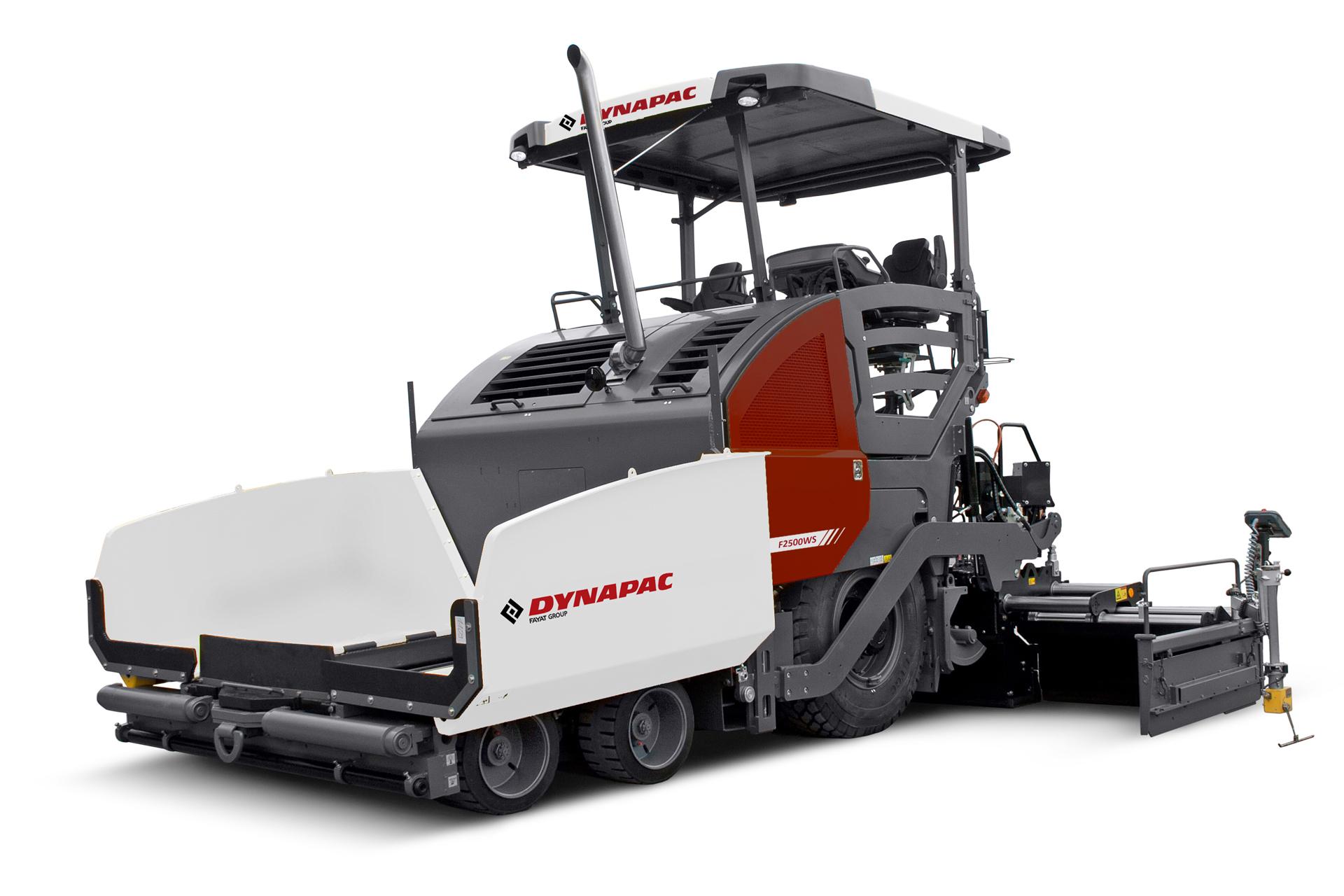 Dynapac Dynapac F2500WS