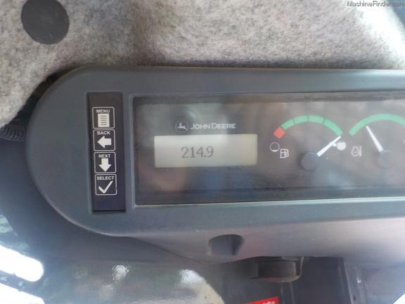 2015 John Deere 320E