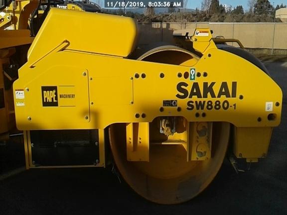2018 Sakai SW880