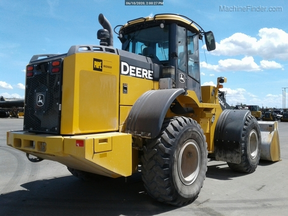 2018 John Deere 624KII