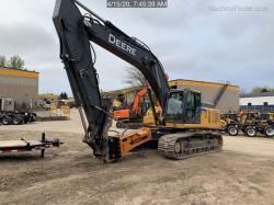 2019 John Deere 350GLC