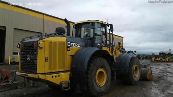 2014 John Deere 744K