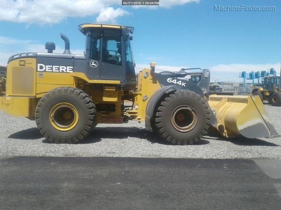 2016 John Deere 644K