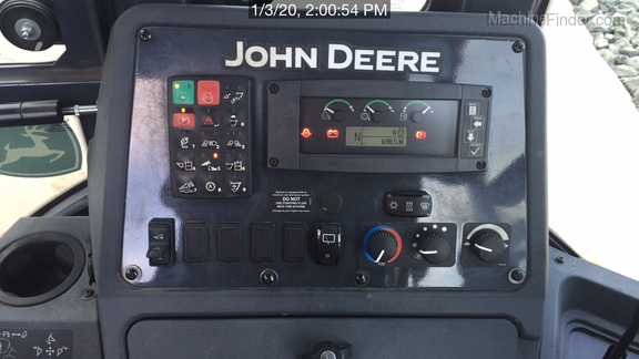 2018 John Deere 410L