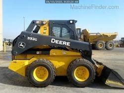 2020 John Deere 332G